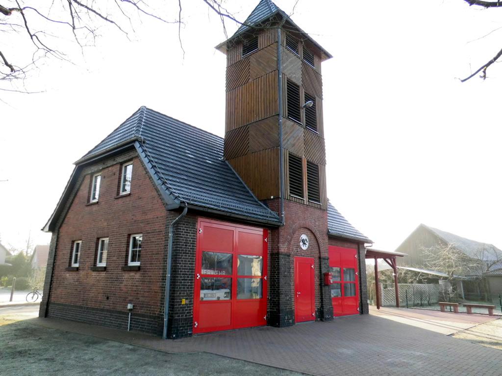 Feuerwehr Sielow