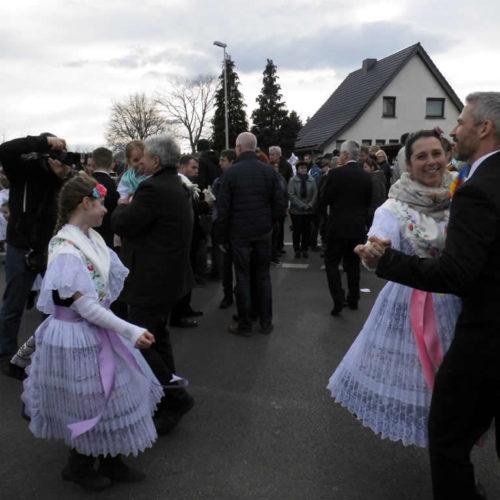 Tanz Fastnacht Sielow 2017